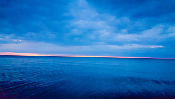 Blue by Cindy Rogers