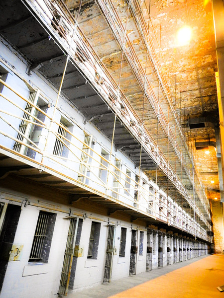 Cell Block by Cindy Rogers