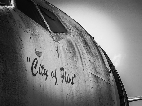 City of Flint by Cindy Rogers