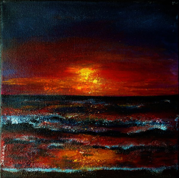 calm by Daciana