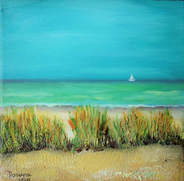 parmi les dunes by Daciana