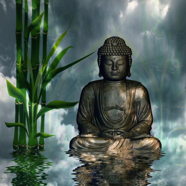 Harmonie - Buddha by Dagmar Marina