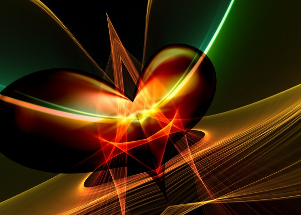 Herzfrequenz by Dagmar Marina