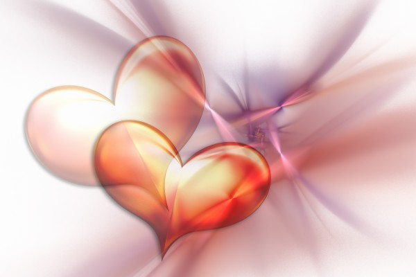 liebende Herzen by Dagmar Marina