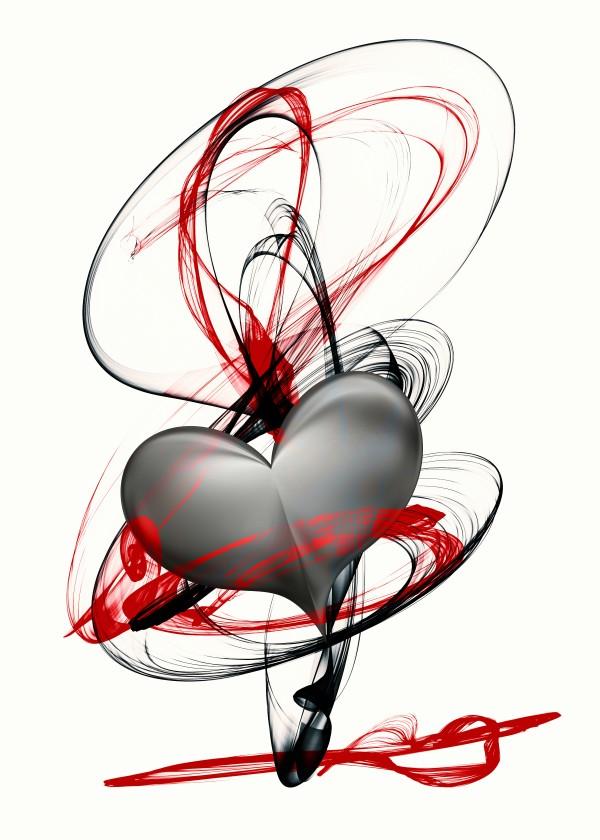umarme mein Herz by Dagmar Marina