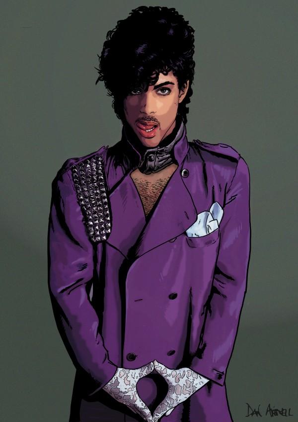 Prince by Dan  Avenell