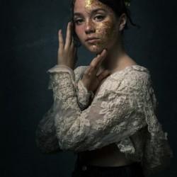 Chloe au printemps by Daniel Thibault artiste-photographe