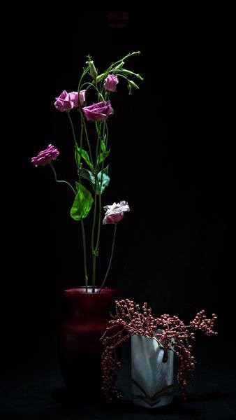 Etude Zen  11 b by Daniel Thibault artiste-photographe