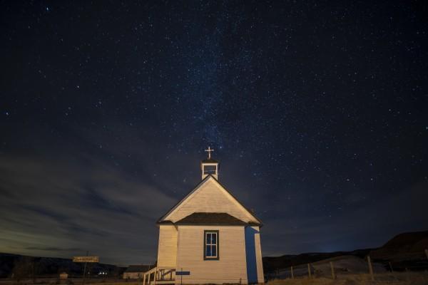 church by Deana McNeish