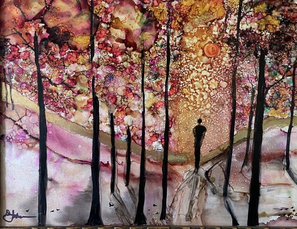 The Wanderer by Denise Johnson