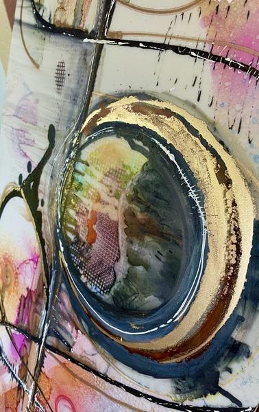 Circle Of Faith by Denise Johnson