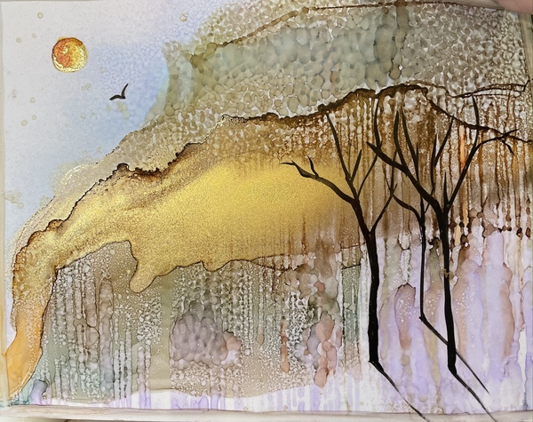 Golden Hour by Denise Johnson