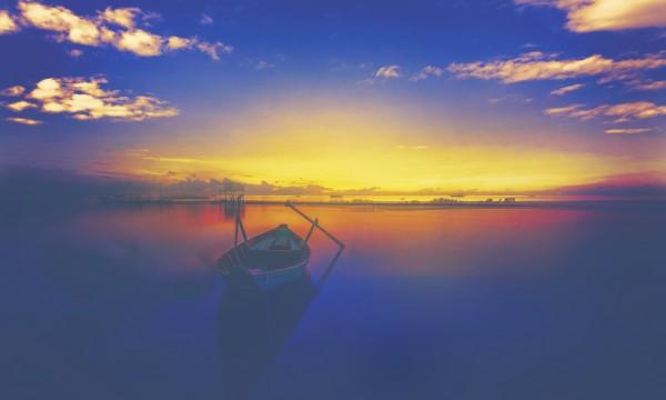 Sea-Side-Meditation by Devenald Sharma