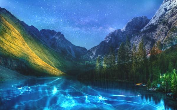 Lake by Devenald Sharma