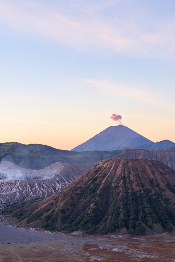 Mount Bromo volcano by Em Campos