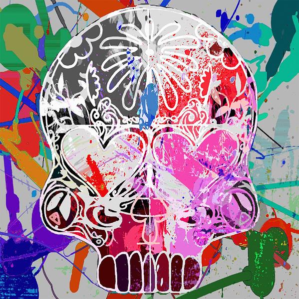 Loveskull by GABA
