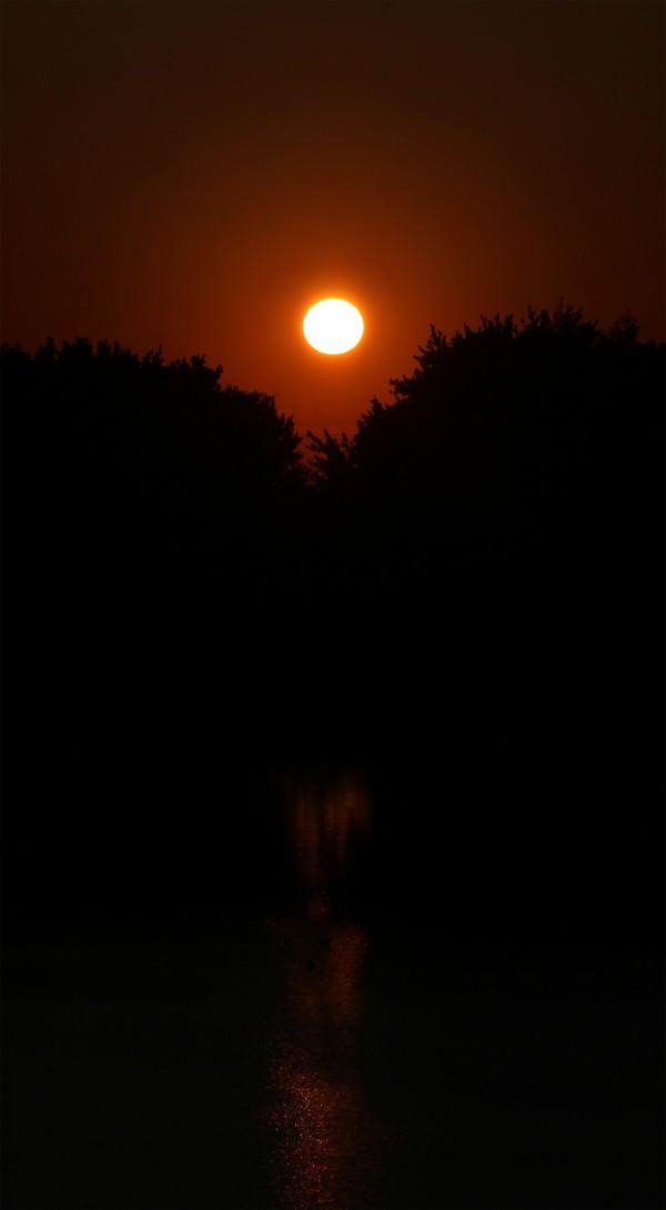 Narrow Sunset by Irritated Eye