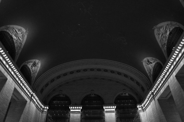Grand Central Terminal by Irritated Eye