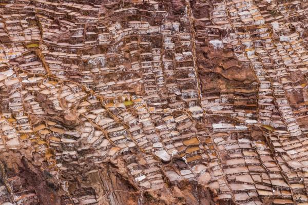 Maras Salt Mines by Jackson Brown