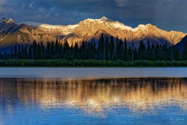 Canadian Rockies by Jim Zenock