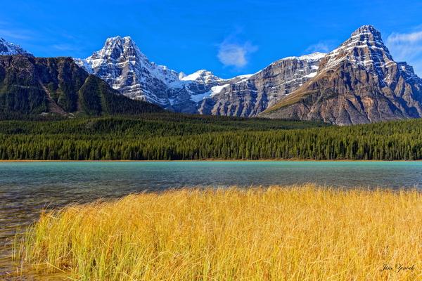 Banff National Park Alberta Canada by Jim Zenock