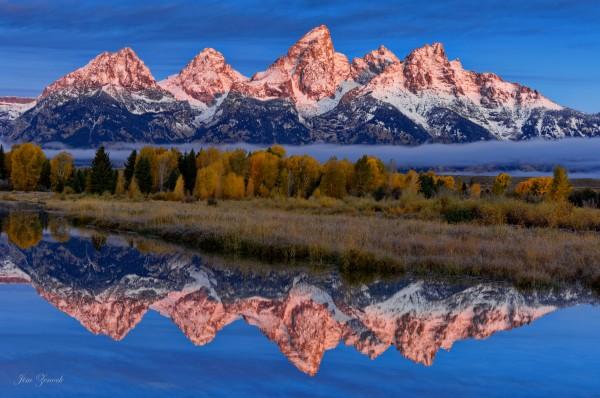 Grand Teton National Park by Jim Zenock