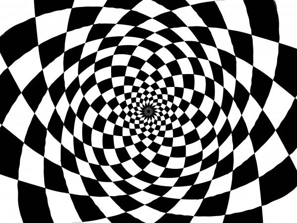 Symetriquement Asymetrique bnw by Johnnyphotofreak