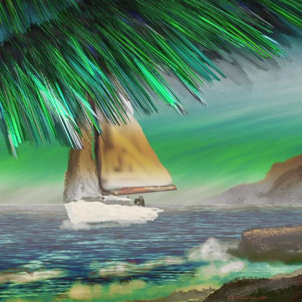 Green Island by Lutz Roland Lehn