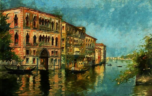 Old Venice by Lutz Roland Lehn