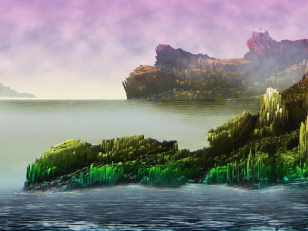 Utopia Islands by Lutz Roland Lehn