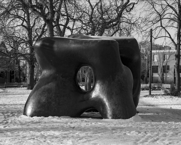 Two Large Forms at Grange Park 1 by MumbleFoot