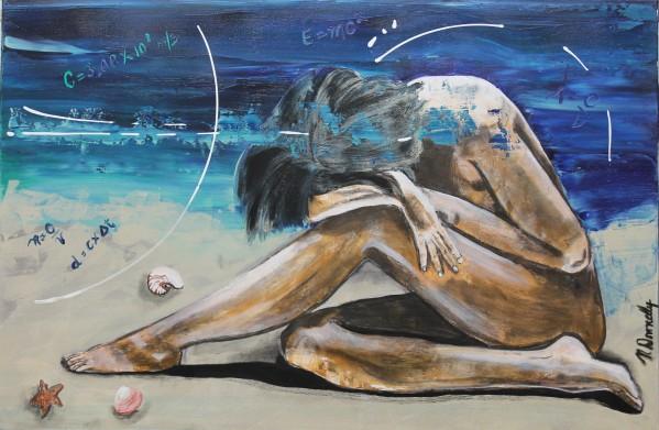 Mise à Nue by Nancy Donnelly