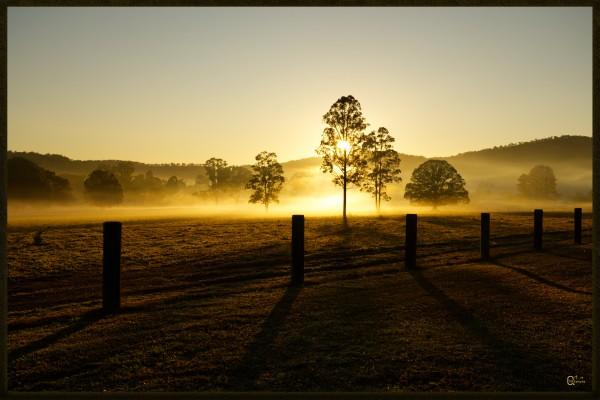 glenreagh sunrise by Stephen James