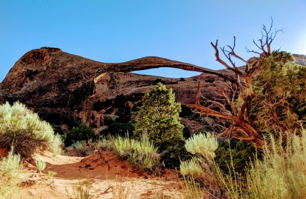 Landscape Arch I by Broken Compass Life Photography