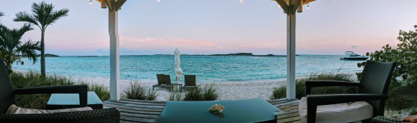 Sunset in Highbourne Cay by Broken Compass Life Photography