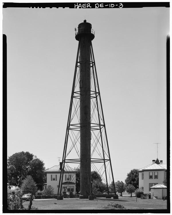 Liston-Range-Rear-Light-Delaware  Print
