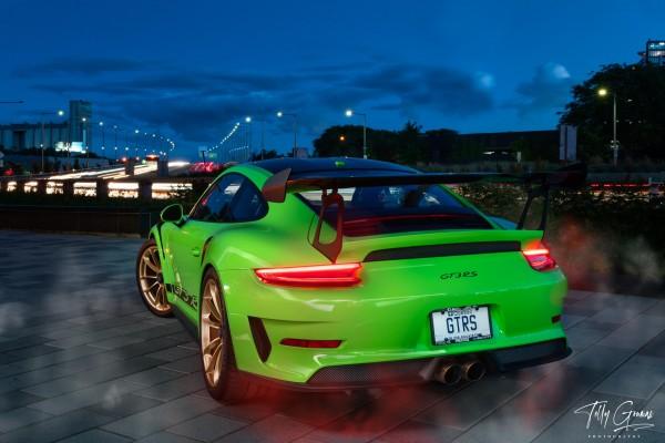 Porsche GT3RS  by Telly Goumas