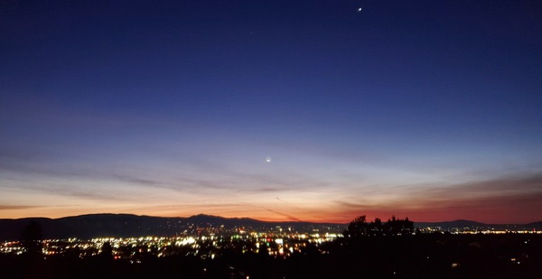 Daybreak by Yeon Hee Yim