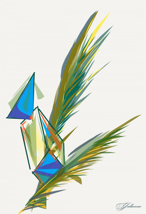 Story Bird by Yuliya Marusina