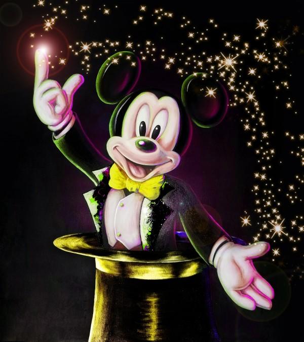 Magic Sparks by Yuliya Marusina