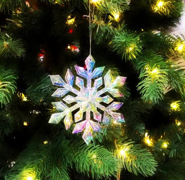 Snowflake by Yuliya Marusina