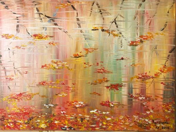 Autumn Leafs by Yuliya Marusina