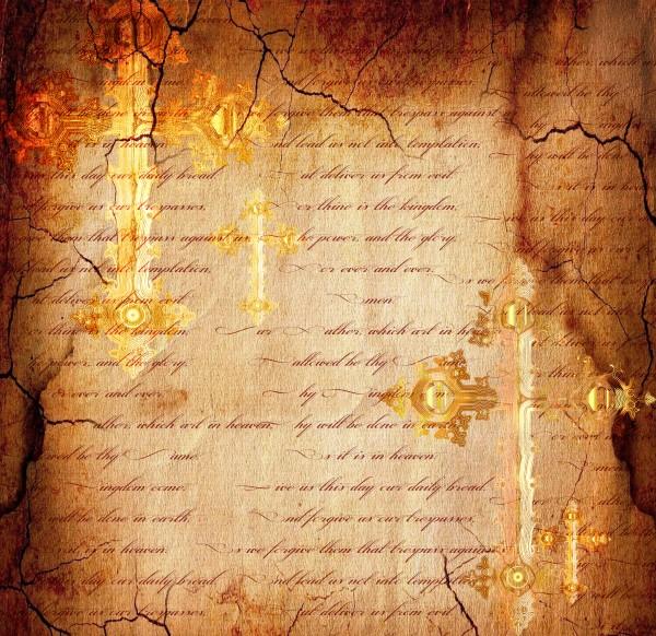 Lords Prayer by Yuliya Marusina