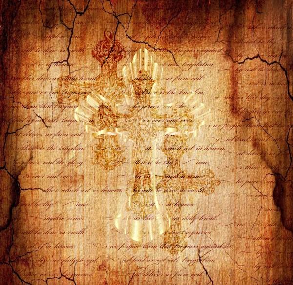 Lords Prayer 2 by Yuliya Marusina