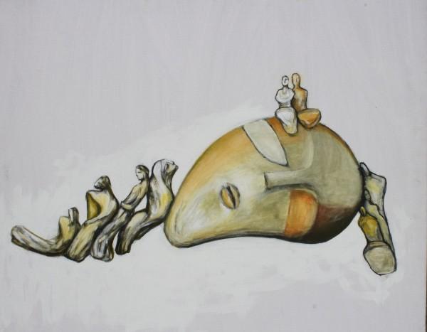 Symbolic family by carolenewmanarts