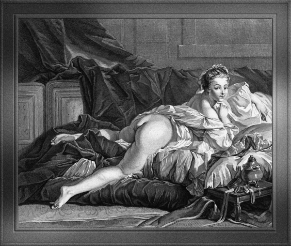 Le Reveil c1765 by Pierre Charles Levesque Classical Fine Art Xzendor7 Old Masters Reproductions by xzendor7