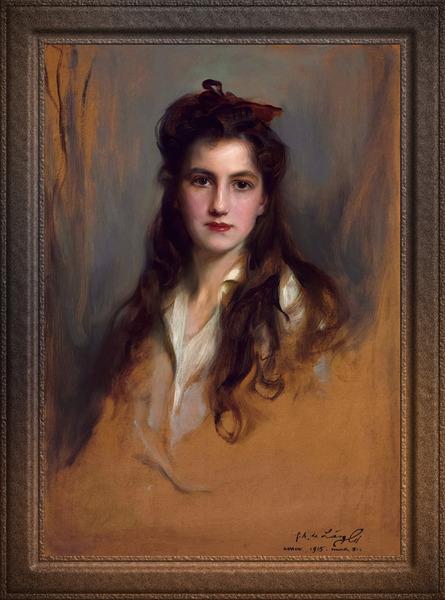 Princess Nyina Georgievna of Russia by Philip de Laszlo Classical Art Xzendor7 Old Masters Reproductions by xzendor7
