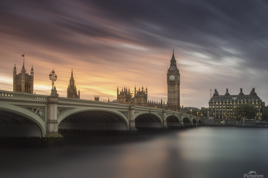 Big Ben, London  Print