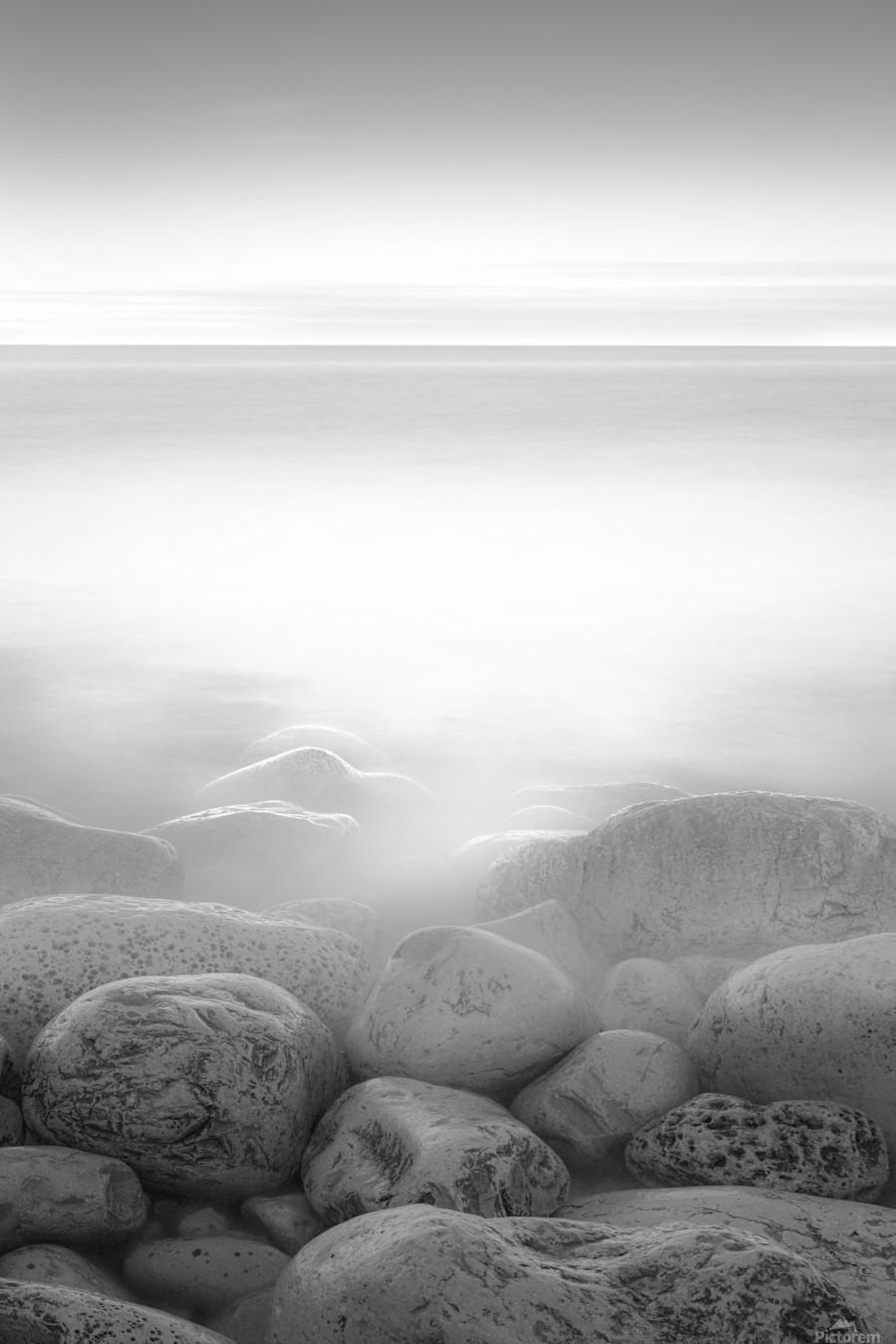 Moog Island  Print