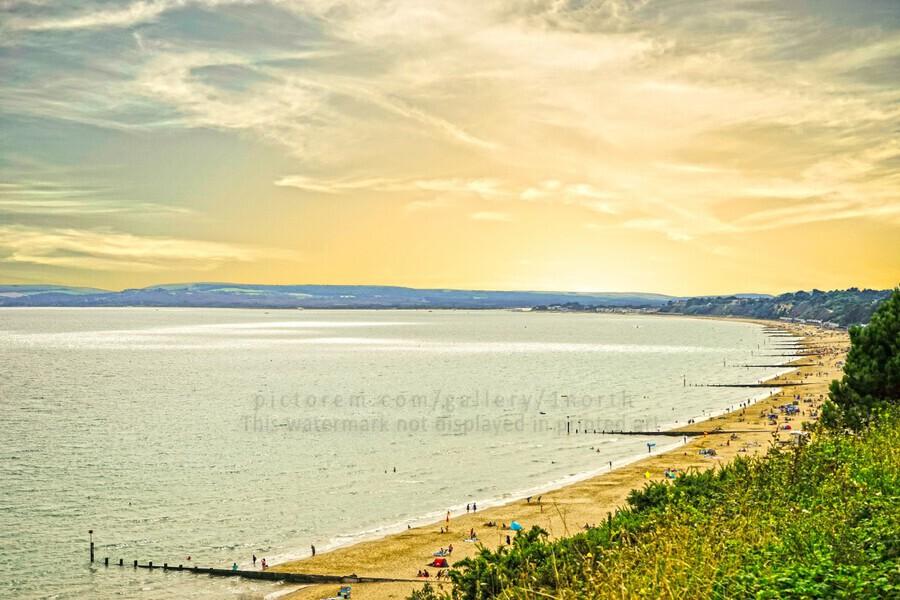 Coastal England  Print